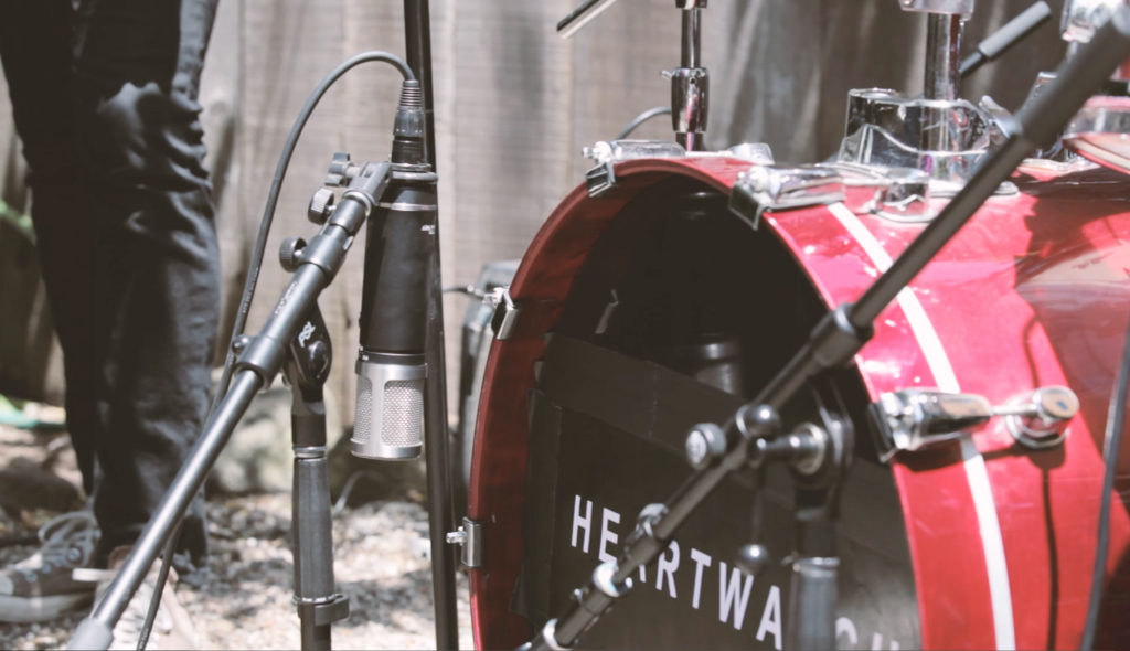 Heartwatch Drum